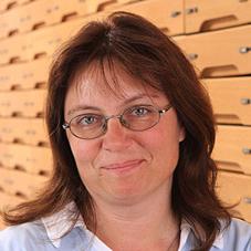 Porträtfoto von Klaudia Marniok
