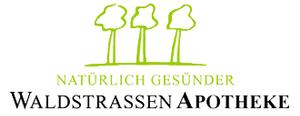 Logo der Waldstraßen-Apotheke