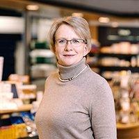 Porträtfoto von Irmtraut Buchberger