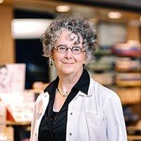 Porträtfoto von Merete Sundholm