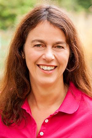 Porträtfoto von Irmgard Oehler