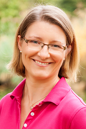 Porträtfoto von Kathrin Pfefferkorn