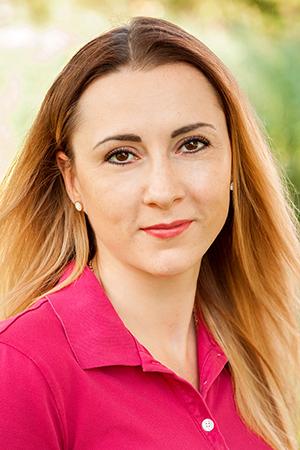Porträtfoto von Helena Kupzow