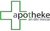 Logo der Apotheke an der Messe