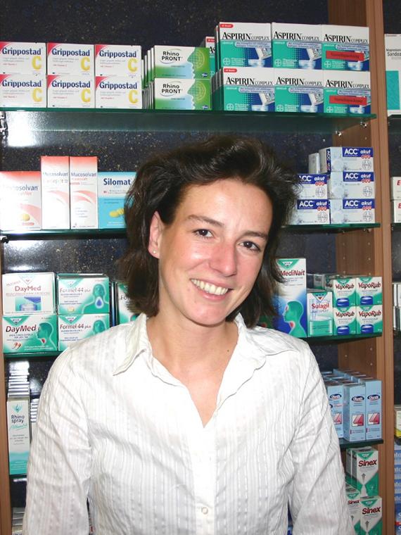 Porträtfoto von Friederike Lotsch-Lippert