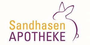 Logo der Sandhasen Apotheke