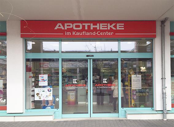 Apotheke Im Kaufland Center 06406 Bernburg Branchenverzeichnis