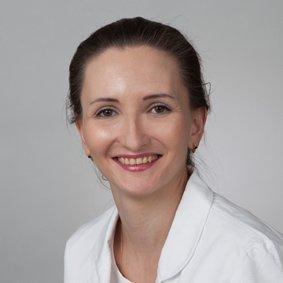 Porträtfoto von Olena Sternad-Tronenko