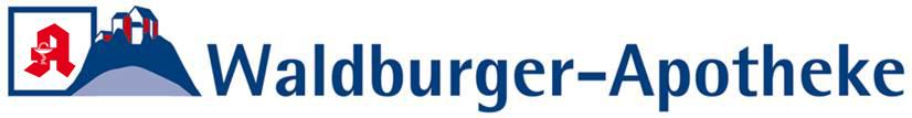 Logo der Waldburger-Apotheke