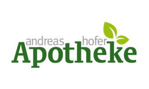 Logo der Andreas Hofer Apotheke
