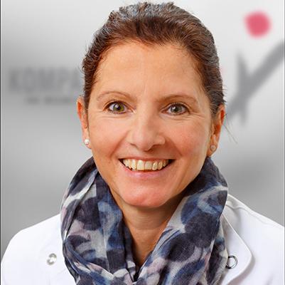 Porträtfoto von Frauke Spitzer