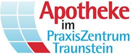Logo der Apotheke im Praxiszentrum