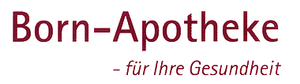 Logo der Born-Apotheke