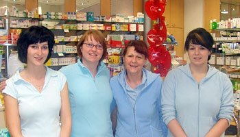 Team der Brockenblick-Apotheke