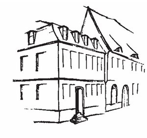 Logo der Apotheke am Händelhaus