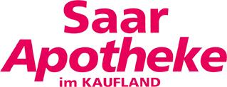 Logo der Saar Apotheke im Kaufland
