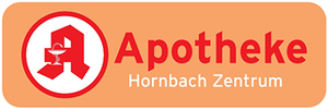 Logo der Apotheke Hornbach Zentrum