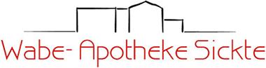 Logo der Wabe-Apotheke Sickte