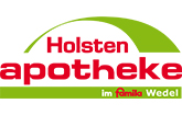 Logo der Holsten-Apotheke am Famila-Center