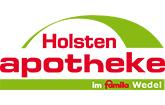 Logo der Holsten-Apotheke am Famila-Center