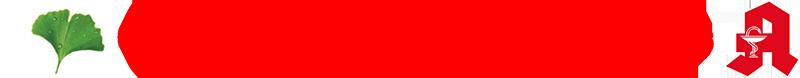 Logo der Center-Apotheke im Minipreis