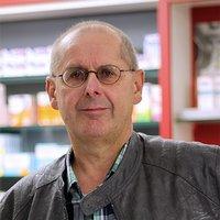 Porträtfoto von Dieter Goetschkes