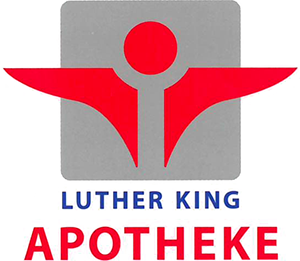Logo der Luther King Apotheke