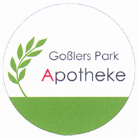 Logo der Goßlers Park Apotheke