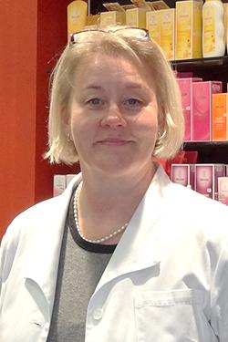 Porträtfoto von Birthe Hedtke