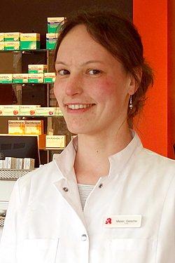 Porträtfoto von Gesche Meier