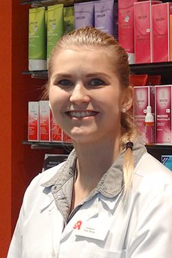 Porträtfoto von Svea Rehder