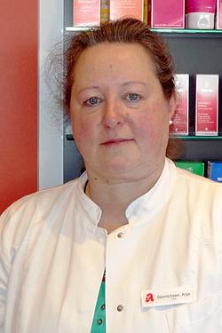 Porträtfoto von Anja Sönnichsen