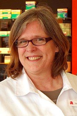 Porträtfoto von Karin Siebelist