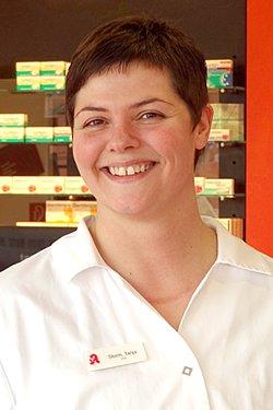 Porträtfoto von Tanja Jensen