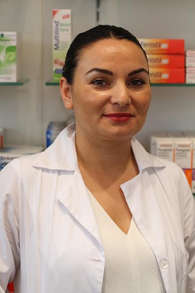 Porträtfoto von Cigdem Haliloglu