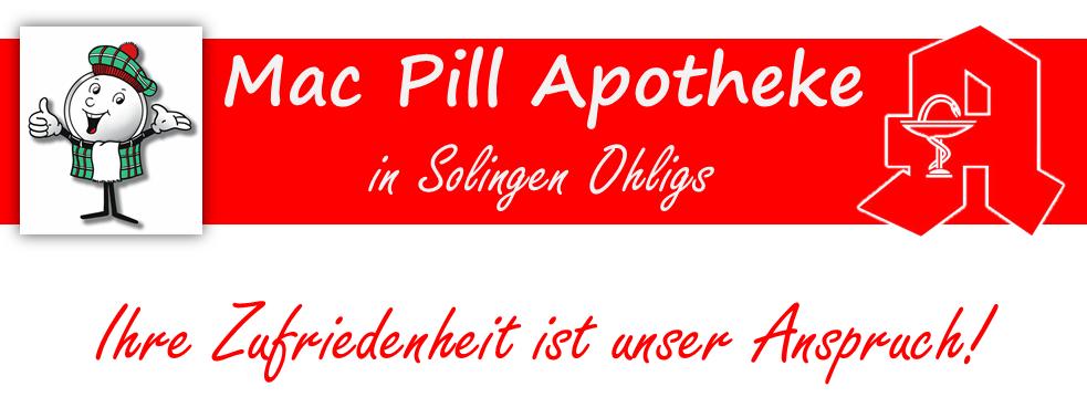 Logo der Mac Pill Apotheke