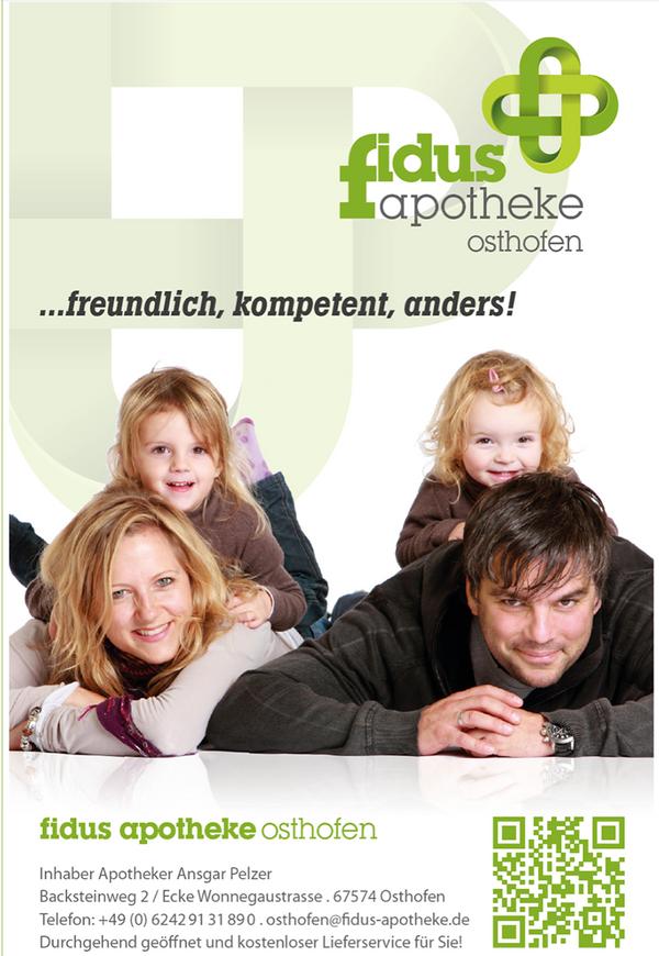 Team der Fidus-Apotheke Osthofen