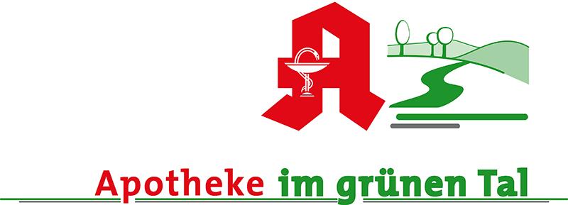 Logo der Apotheke im grünen Tal
