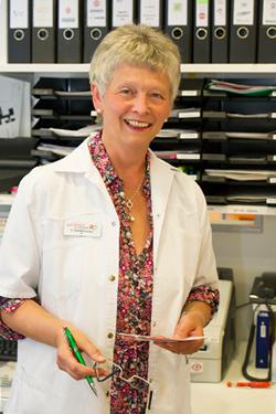 Porträtfoto von Frau Brettschneider