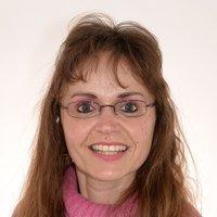 Porträtfoto von Frau Deiters