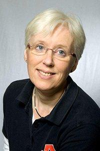 Porträtfoto von Frau Hanekamp
