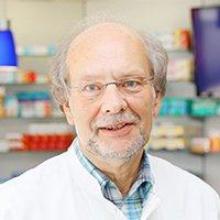 Porträtfoto von Dr. Klaus Erich Sieber
