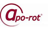 Logo der apo-rot Apotheke Güstrow