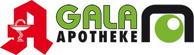 Logo der Gala Apotheke