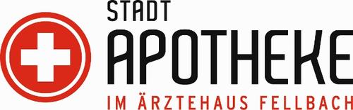 Logo der Stadt-Apotheke im Ärztehaus Fellbach