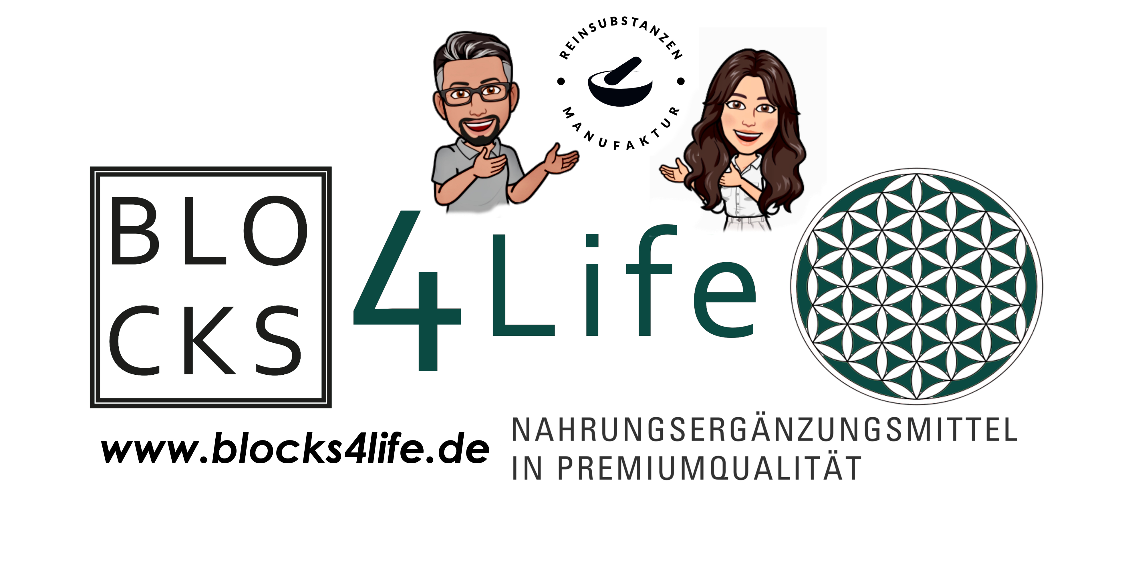 BLOCKS4Life Bild 1