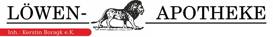Logo der Löwen-Apotheke Gröditz