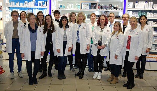 Team der Forum-Apotheke