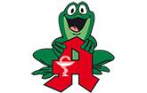 Logo der Frosch-Apotheke