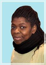 Porträtfoto von Frau Delphine Bihegue